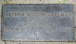 Arthur Milton Abelman