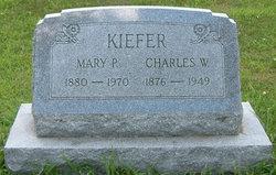 Mary Permilla <i>Arnold</i> Kiefer