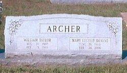 William Taylor Archer