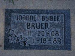 Joanne <i>Bybee</i> Bruer