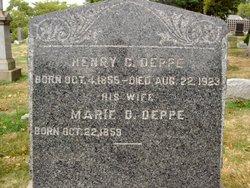 Anne Maria Dorthea <i>Lund</i> Deppe