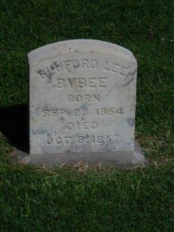 Bluford Lee Bybee