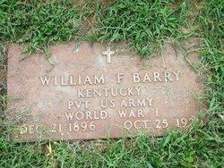 William F. Barry