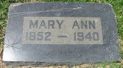 Mary Ann <i>Cluff</i> Boshard