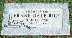 Frank Dale Rice