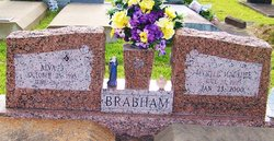 Alva J Brabham