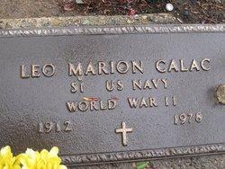 Leo Marion Calac