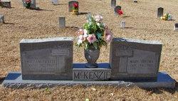 Mary Thelma <i>Byrd</i> McKenzie
