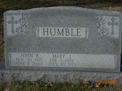 John Bland Humble