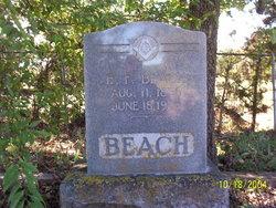 Benjamin F. Beach