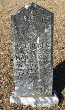 Samuel Isaiah Jones