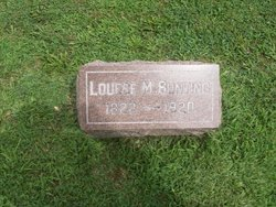 Louese M <i>Fosdick</i> Bunting