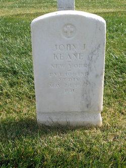 John J Keane