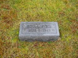 Rosa Lee <i>White</i> Bybee