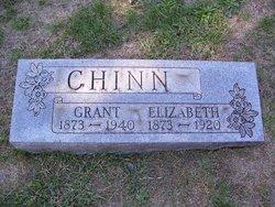 Annie Elizabeth Bettie <i>Trent</i> Chinn