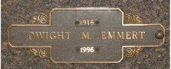 Dwight M Emmert