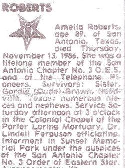 Ada Amelia <i>Smith</i> Roberts