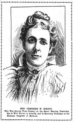 Alice Josephine <i>McLellan</i> Birney