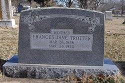 Frances Jane <i>Key</i> Trotter