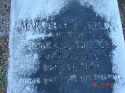 Margaret F. <i>Pullen</i> Adcock
