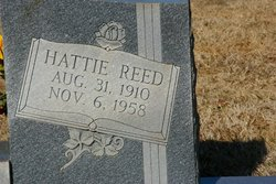 Hattie <i>Reed</i> Cox