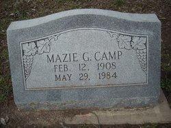 Mazie G Camp