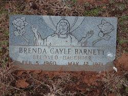 Brenda Gayle Barnett