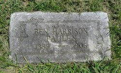 Benjamin Harrison Ben Paulen