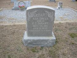 Ada <i>Green</i> DeHart