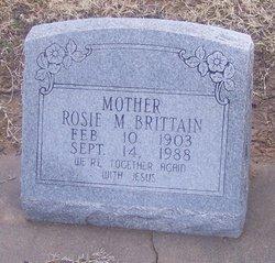 Rosie M. Brittain