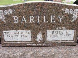Reita M <i>Porter</i> Bartley