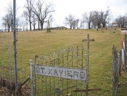 New Saint Xaviers Catholic Church Cemetery