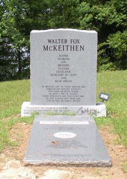 Walter Fox McKeithen