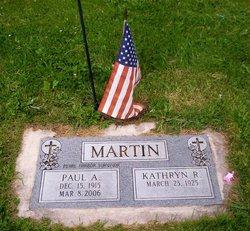 Paul Arthur Martin