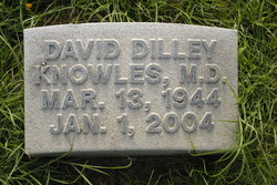 Dr David Dilley Knowles, V