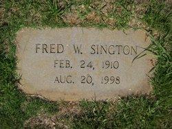 Fred Sington