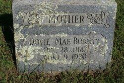 Dovie May <i>Holland</i> Bobbitt