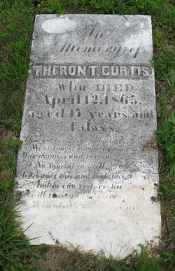 Theron Theodore Curtis