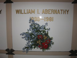 William I Abernathy