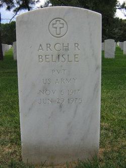 Arch R Belisle