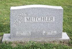 Ruth Elizabeth <i>Yegerlehner</i> Mutchler