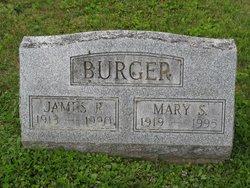 Mary S Burger