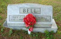 Oney C Bell