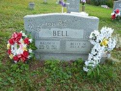 Betty Maude <i>Huffman</i> Bell