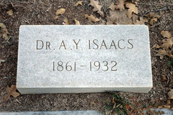 Dr Arnold Y. Isaacs