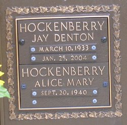 Jay Denton Hockenberry