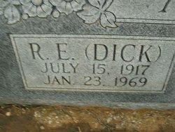 Richard Edward Dick Anglin