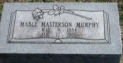 Mable Mae <i>Masterson</i> Murphy