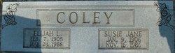 Elijah L Coley