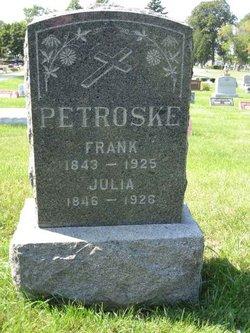Frank Petroske